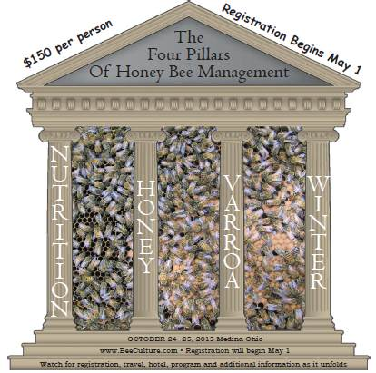 Four Pillars of Honey Bee Management Event