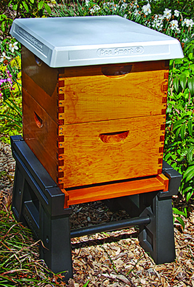 "The ""Ultimate Hive Stand."""