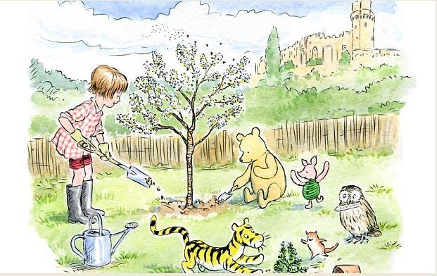Winnie the Pooh Buzz