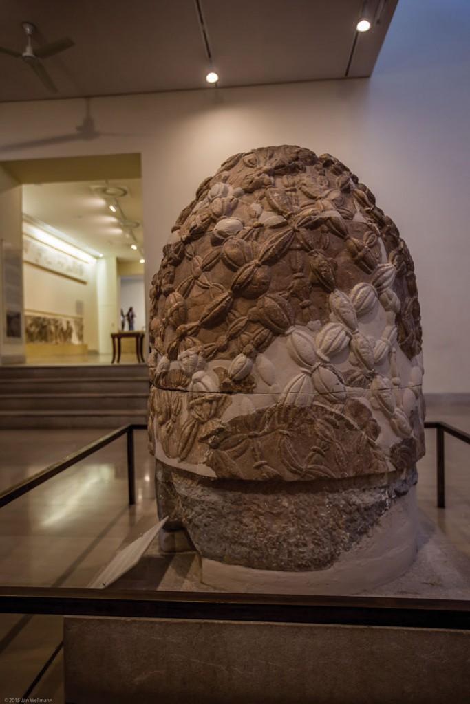 Delphi Omphalosi stone