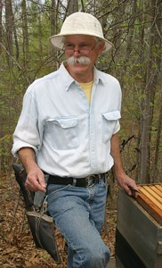 Bigger Picture: Don Hopkins, NCDA Chief Apiary Inspector