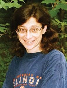 May Berenbaum.