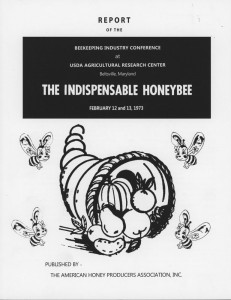 The Indispensable Honey Bee: Waiting For 'Someone' In 1973