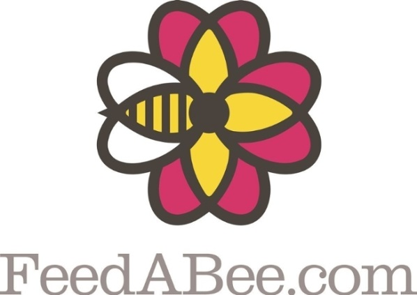 CATCH THE BUZZ – Feed a Bee