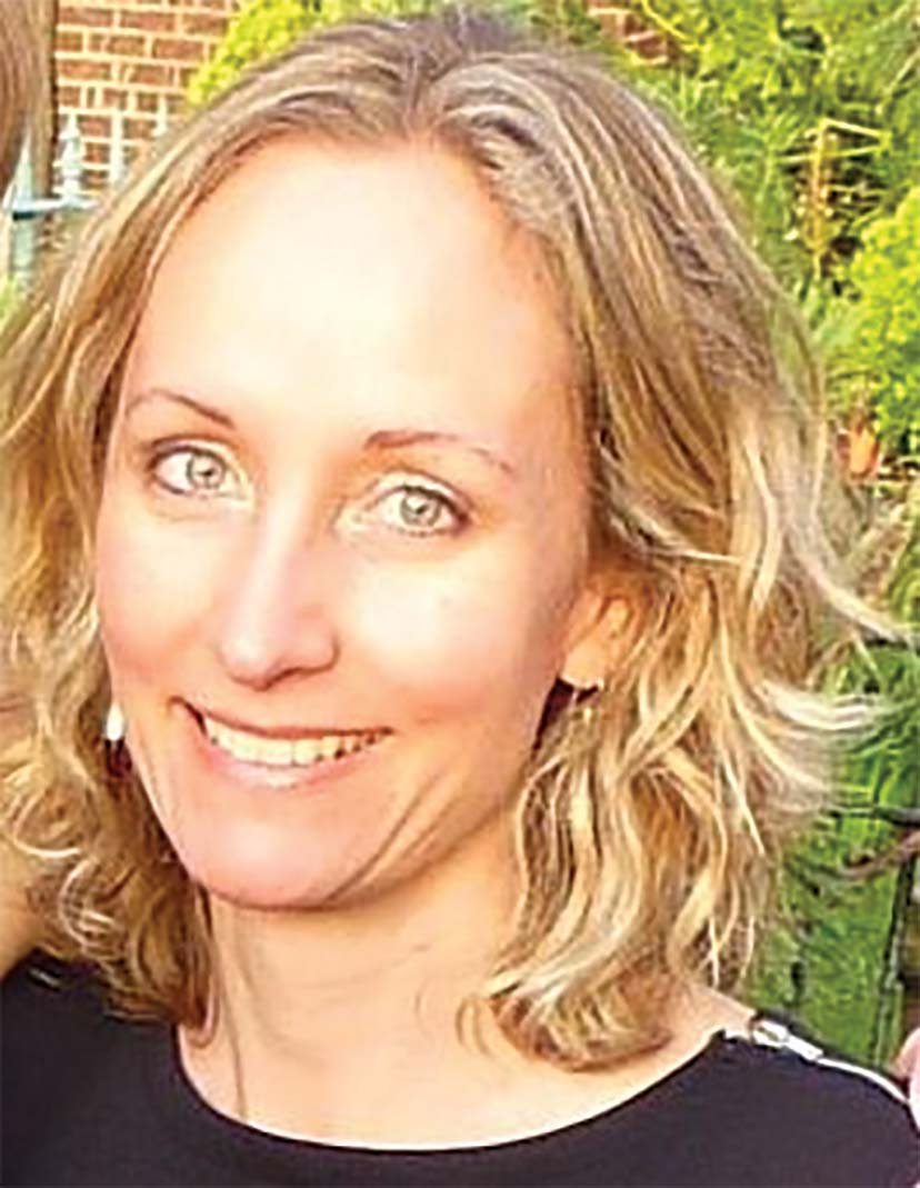 Dr. Geraldine Wright