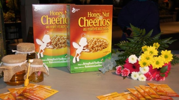 CATCH THE BUZZ – Honey Nut Cheerios Teams With P.E.I Company to Bring Back Buzz. Everyone Who Enters the Online Contest Receives a Package of 500 Wildflower Seeds