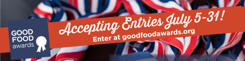 CATCH THE BUZZ – Enter to win a Good Food Award