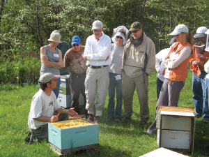 Ongoing education that lasts a lifetime...one of the secrets of successful beekeeping.