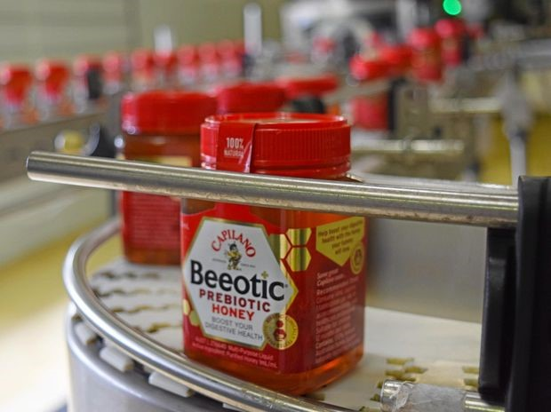 CATCH THE BUZZ – How a prebiotic honey provides health and wellness benefits to consumers. And it's the only one that does!