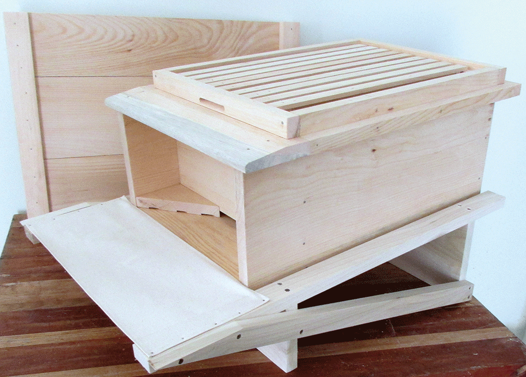 Build The Original Langstroth Hive Bee Culture