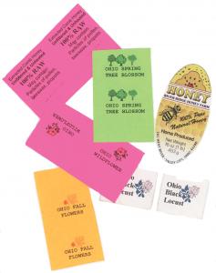 River Ridge Labels.