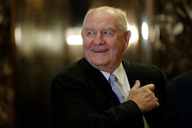 CATCH THE BUZZ – Trump to Name ex-Georgia Gov. Perdue as Agriculture Secretary, and Vilsack Goes To Dairy Export
