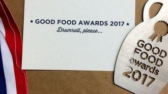 CATCH THE BUZZ – Good Food Awards for 2017 in the Honey Category
