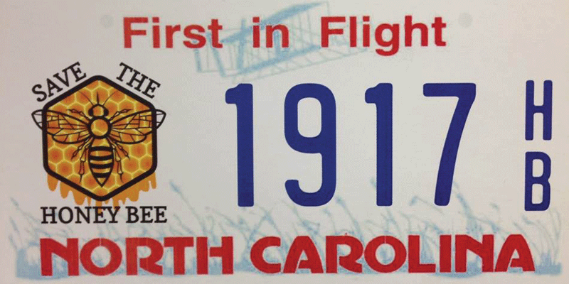 How To Get License Plates For Car In Nc