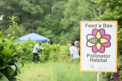 CATCH THE BUZZ – Feed a Bee Announces Coast-To-Coast National Honey Bee Day Plantings and Funding For Future Forage Projects
