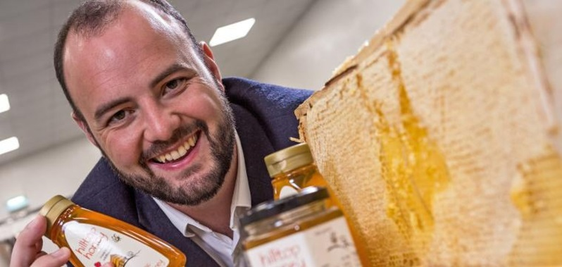 CATCH THE BUZZ – I Investigated The Honey Market And Thought It Could Do With A Different Approach.