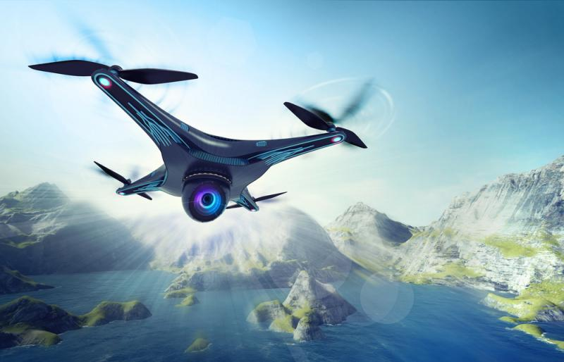 CATCH THE BUZZ – Next-Generation Drones Inspired by Nature.