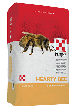 CATCH THE BUZZ – Check Out the Newest Honey Bee Pollen Supplement from Purina.