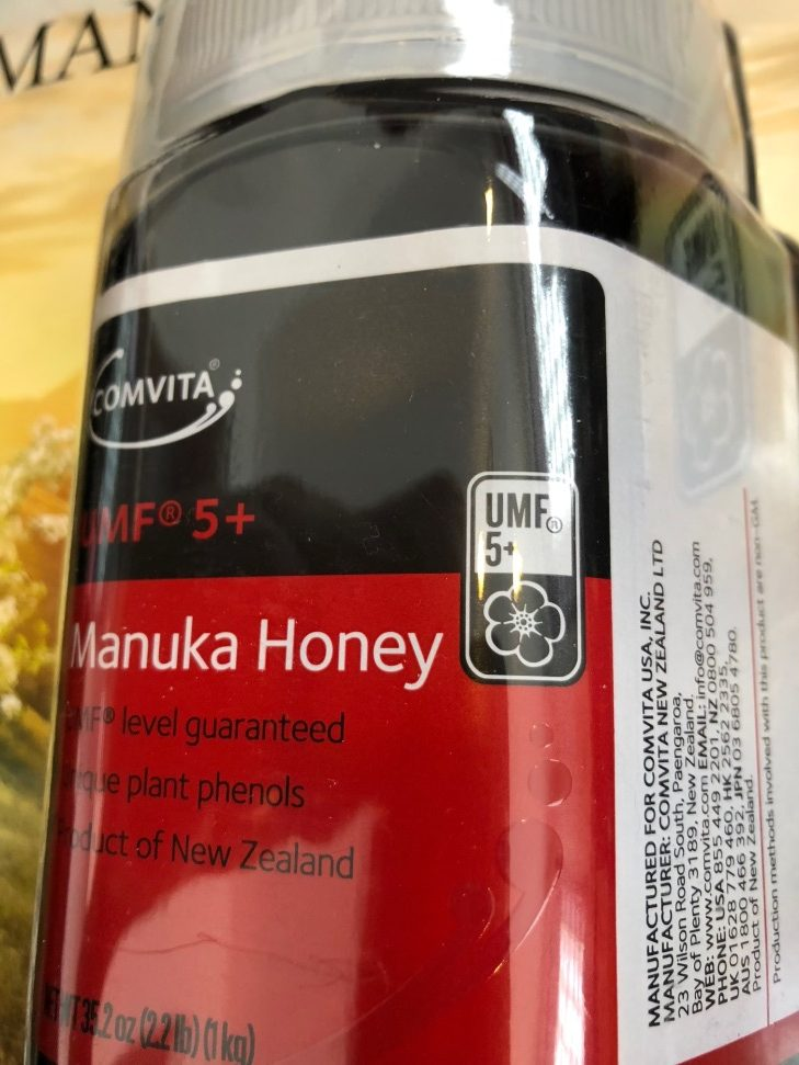 CATCH THE BUZZ – Manuka Honey Goes from Monofloral 5 to Multifloral 1, and Is Now Called Multifloral Manuka Honey.