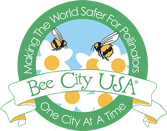 CATCH THE BUZZ – Pollinator Advocate Network Grows Coast to Coast. Bee City USA Organization Certifies 100th Affiliate.