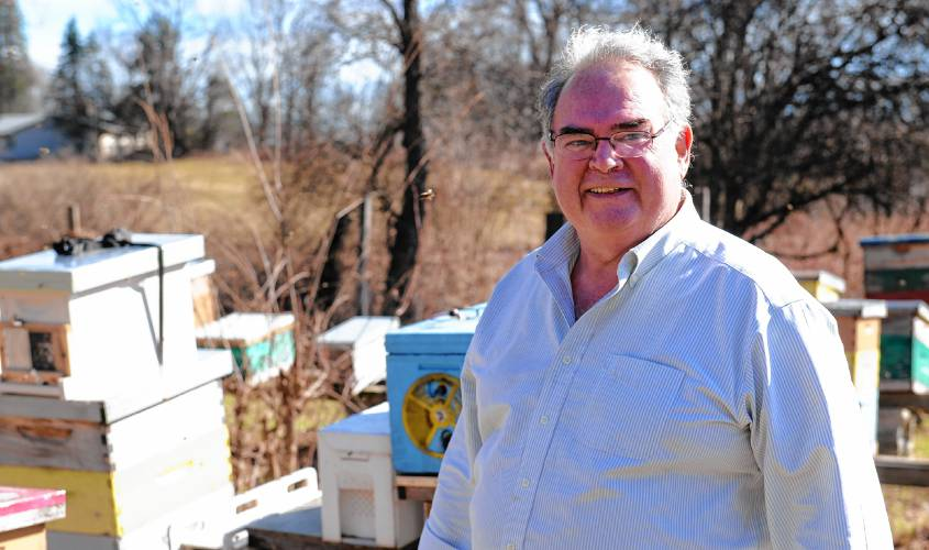 CATCH THE BUZZ – Warm Colors Apiaries Awarded Local Hero Status in Greenfield MA.