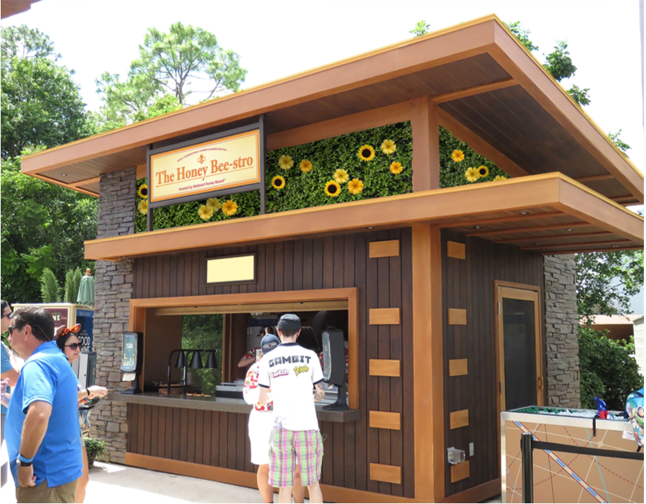 CATCH THE BUZZ -National Honey Board and Disney Partner To Educate International Flower and Garden Festival Goers About Honey Bees.
