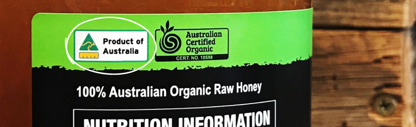 CATCH THE BUZZ- Imported Honey Must Be Labeled with the Country of Origin, Whether or not USDA Graded.