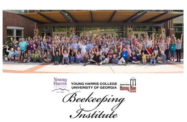 CATCH THE BUZZ – Young Harris Beekeeping Institute Coming In May. Don't Miss It!