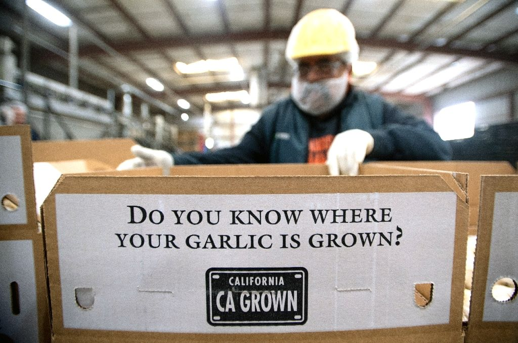 CATCH THE BUZZ – Tariffs on Chinese Products Aid US Garlic and Honey Producers.