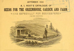 The Story of A.I. Root (Gleanings In Bee Culture – The Early Days, The 1870s)