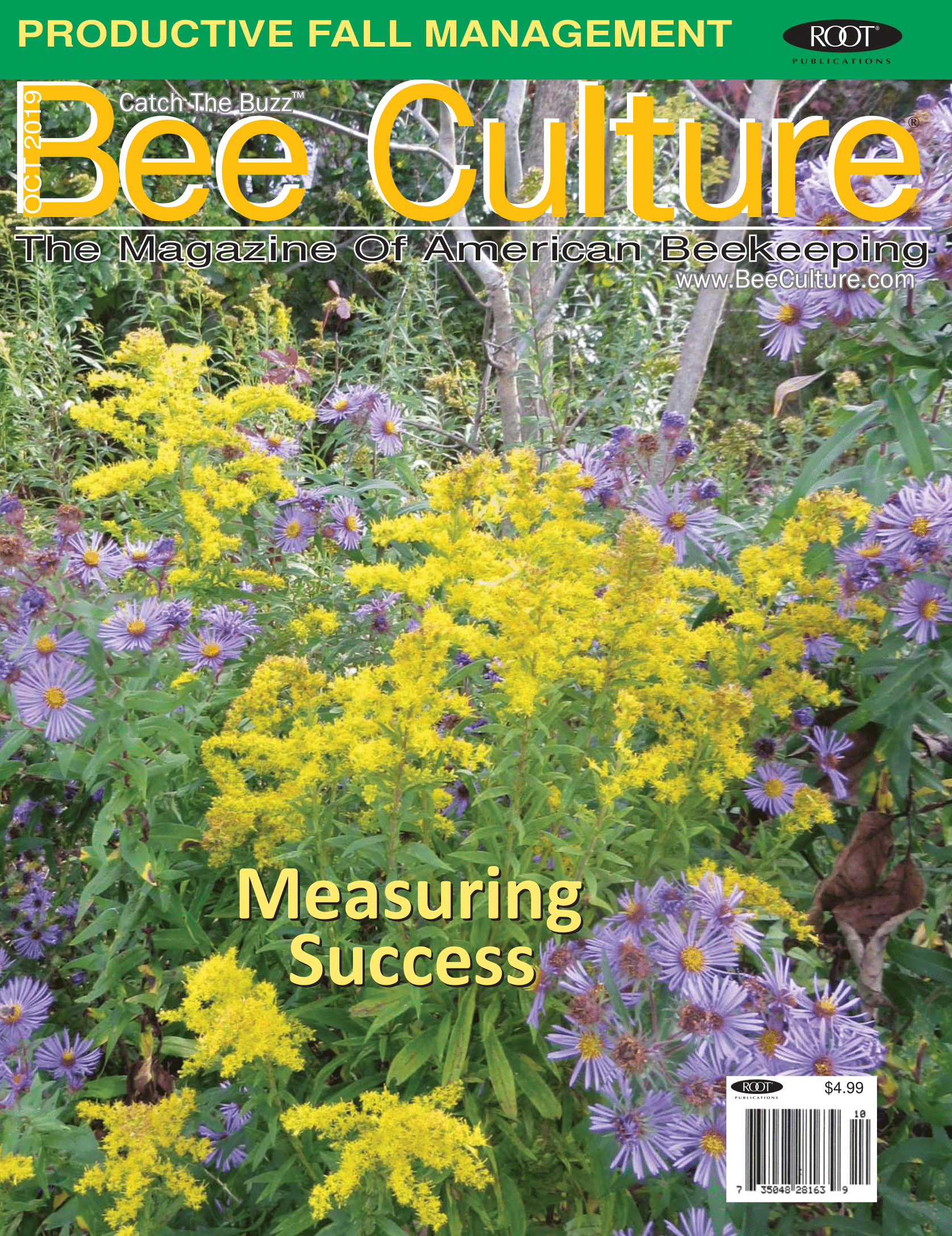 OCTOBER 2019 Cover