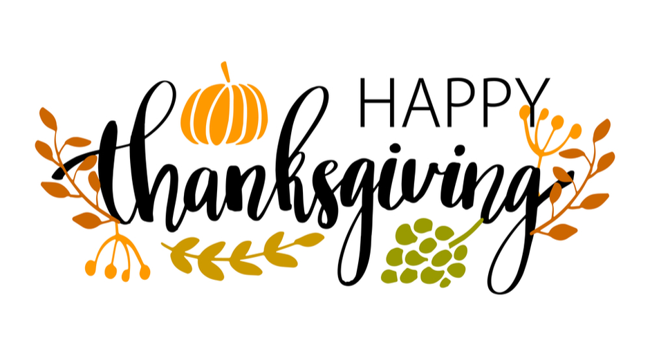 CATCH THE BUZZ – Happy Thanksgiving!