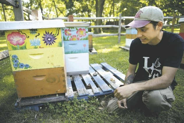CATCH THE BUZZ- Millennials Are Buzzing about Beekeeping
