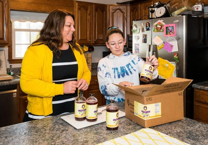 CATCH THE BUZZ- Honey, Berry Good Health