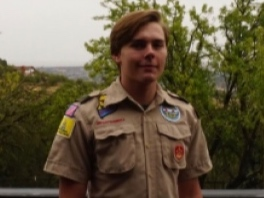 CATCH THE BUZZ – Eagle Scout with Honey Bees
