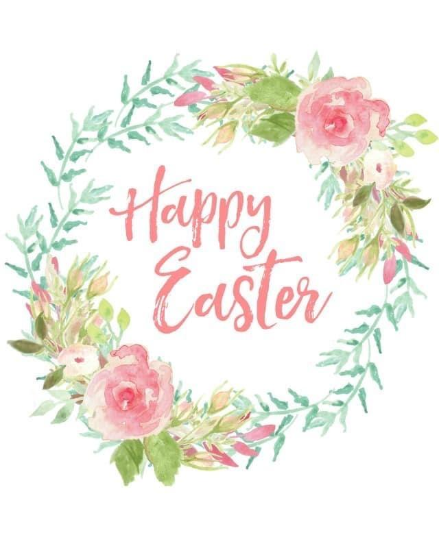 CATCH THE BUZZ – Happy Easter