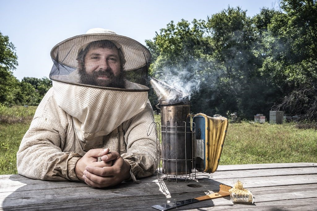 CATCH THE BUZZ – New Beekeeper