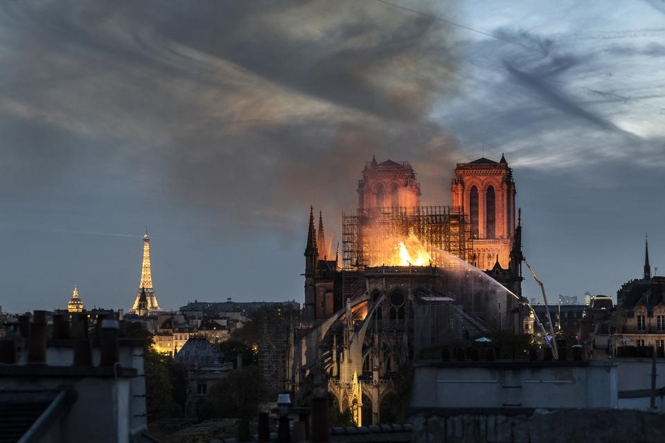 CATCH THE BUZZ- Lead from Notre Dame Fire in Honey