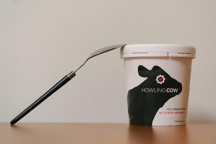 CATCH THE BUZZ – N.C. States Howling Cow Ice Cream with Honey