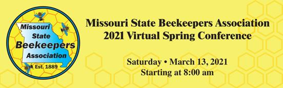 CATCH THE BUZZ – Missouri Virtual Meeting March 13th